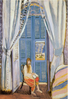 The French Window at Nice, Henri Matisse