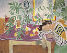 Still Life with Sleeping Woman, Henri Matisse